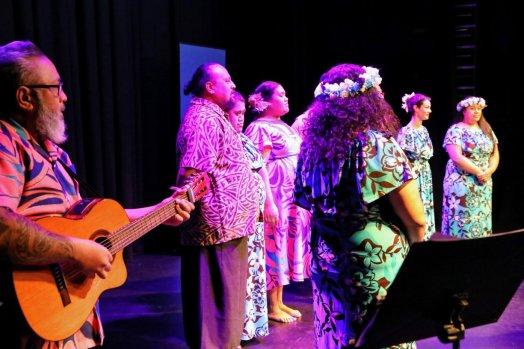 Pasefika Vitoria Choir concert, City of Monash, Winter Concert Series 2018 (Photo: City of Monash)